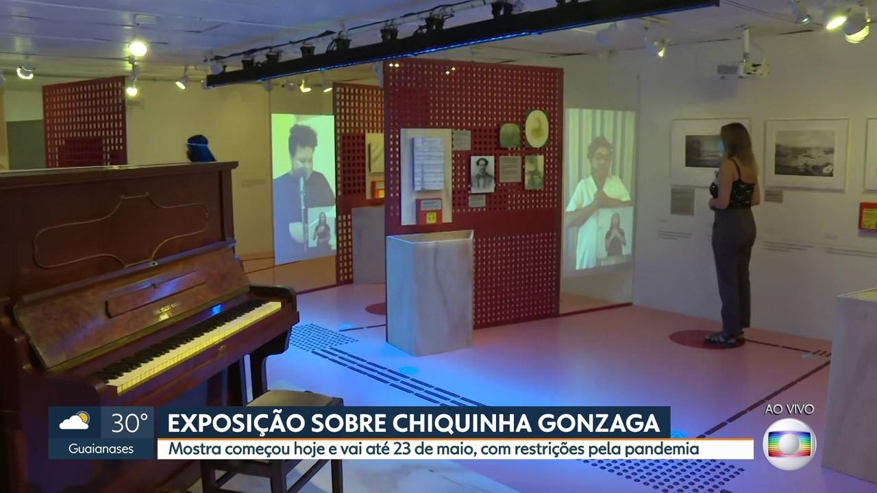 Exposição conta vida e obra de Chiquinha Gonzaga