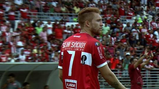 Fator Ferrugem, gol perdido do CSA e impedimento do CRB: lances que mexeram com o clássico