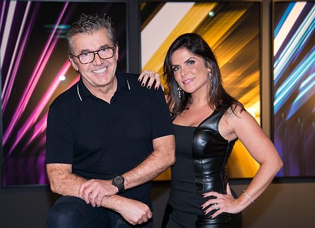 Roberto Migotto e Juliana Sícoli (Foto: Divulgação)
