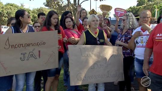 'Vamos à Justiça para mostrar a ilegalidade', diz governador de MS sobre greve na educação