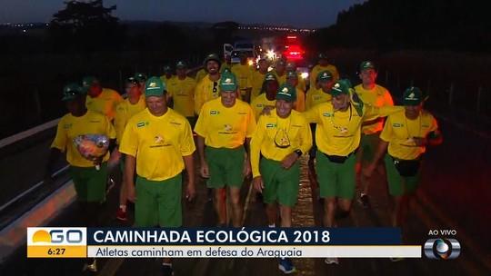 Caminhada Ecológica chega a sua 27ª edição em Goiás com megaestrutura e mensagem de preservação da natureza