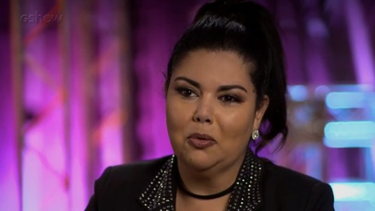 Fabiana Karla revela que Ricky Martin é seu crush musical