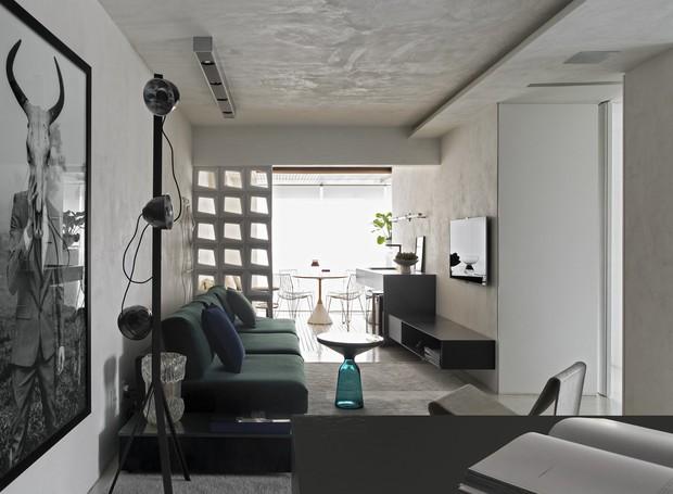 Arquiteto comenta os principais dilemas da decoração: Quais cores devemos usar para paredes e tetos de uma casa?  (Foto: Divulgação)