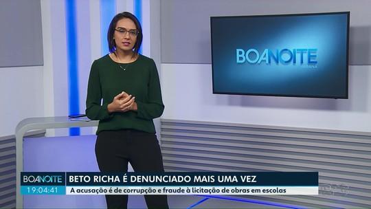MP apresenta mais uma denúncia contra Beto Richa na Operação Quadro Negro