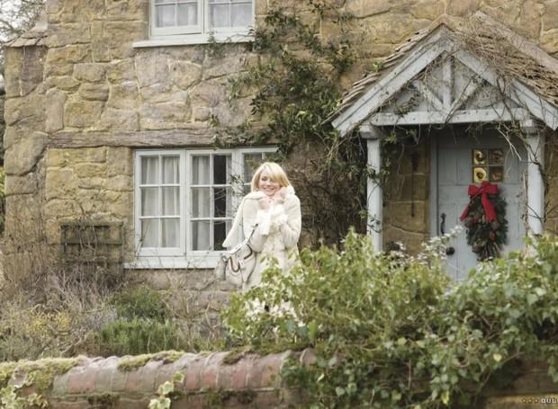 """Casa do filme """"O amor não tira férias"""" está à venda (Foto:  )"""