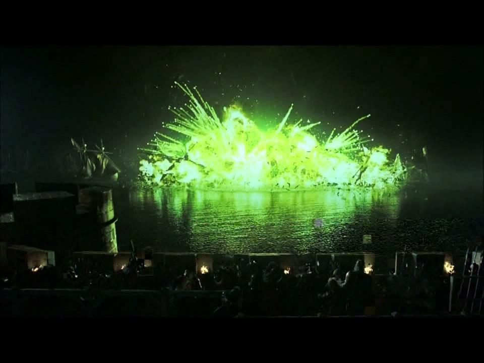 Batalha em Game of Thrones (Foto: Divulgação/HBO)