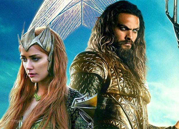 Mera e Aquaman (Foto: Reprodução)