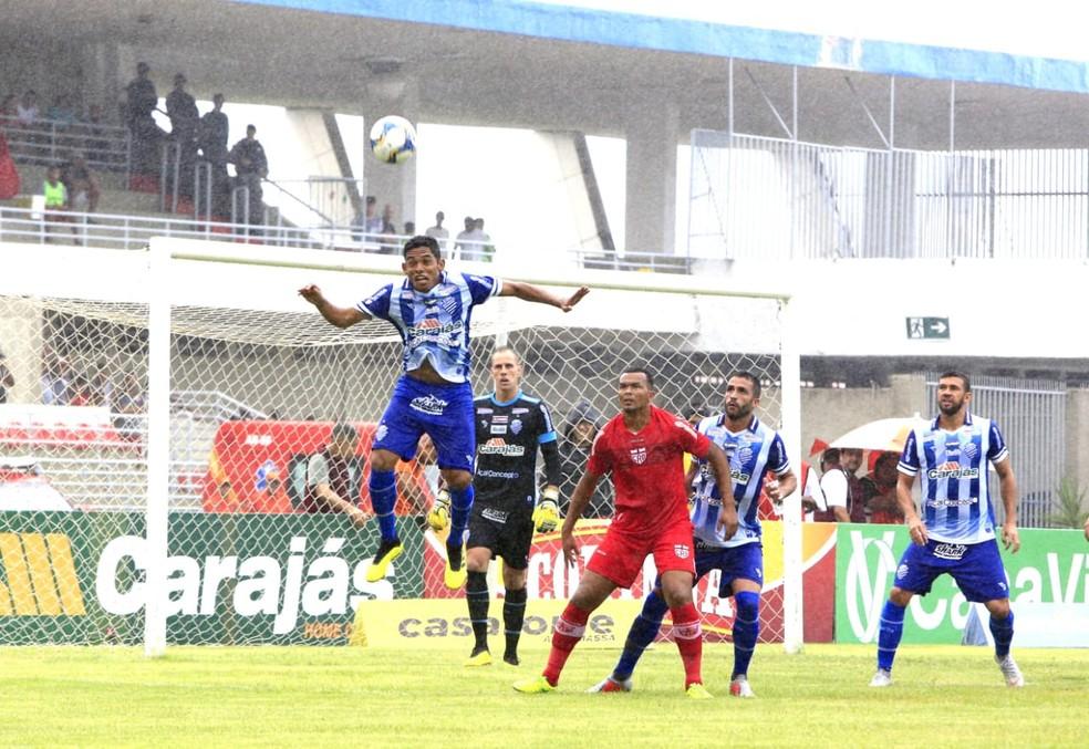 Azulão enfrenta o CRB novamente no próximo domingo — Foto: Ailton Cruz/Gazeta de Alagoas