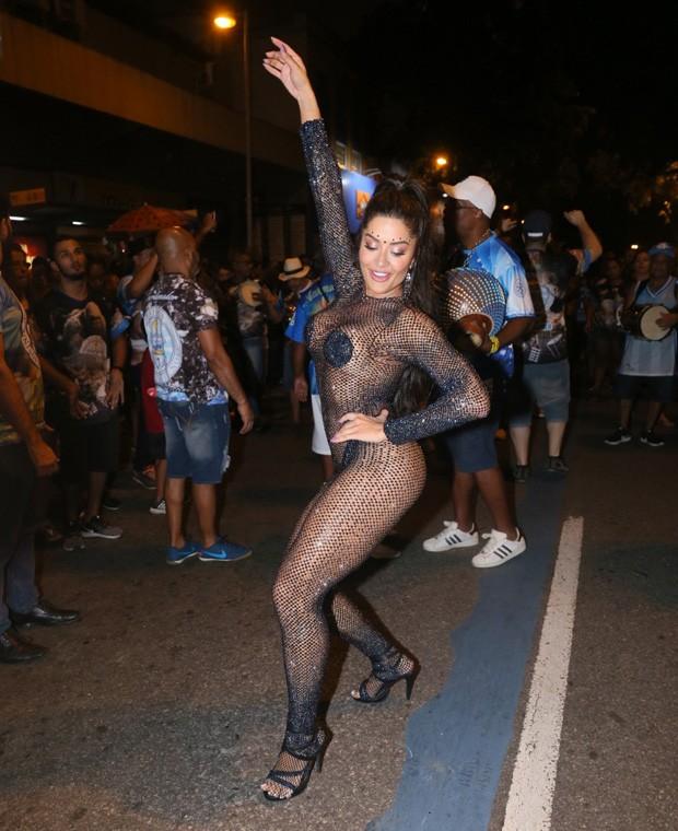 Aline Riscado (Foto: AgNews)