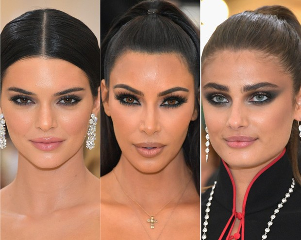 esfumados no met gala (Foto: Getty Images)