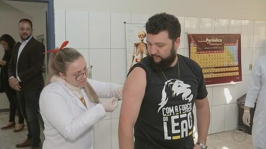 Bauru confirma quatro casos de sarampo e aguarda resultados de exames