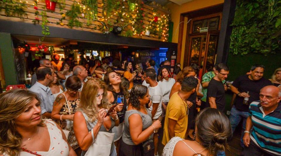 Jugle Garden Pub, bar no Rio de Janeiro (Foto: Facebook/Jungle Garden Pub)