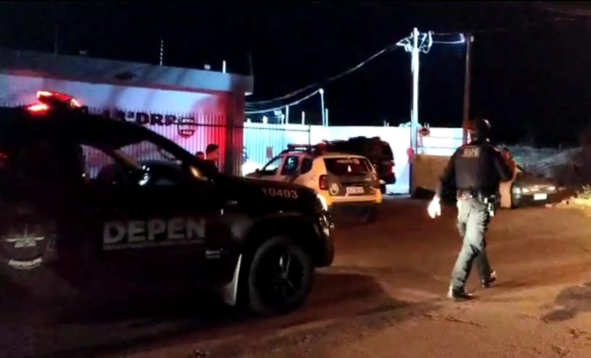 Presos fazem motim na cadeia de Assis Chateaubriand após suspensão temporária de visitas, diz Sesp - Notícias - Plantão Diário