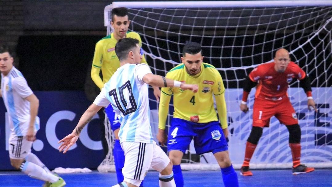 Desafio das Américas  Porto Velho recebe clássico Brasil e Argentina este  fim de semana  7ec963ca0fb52