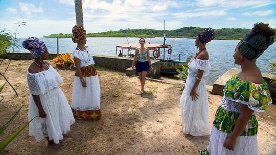 Quilombo D'Oiti oferece turismo étnico-comunitário em Itacaré