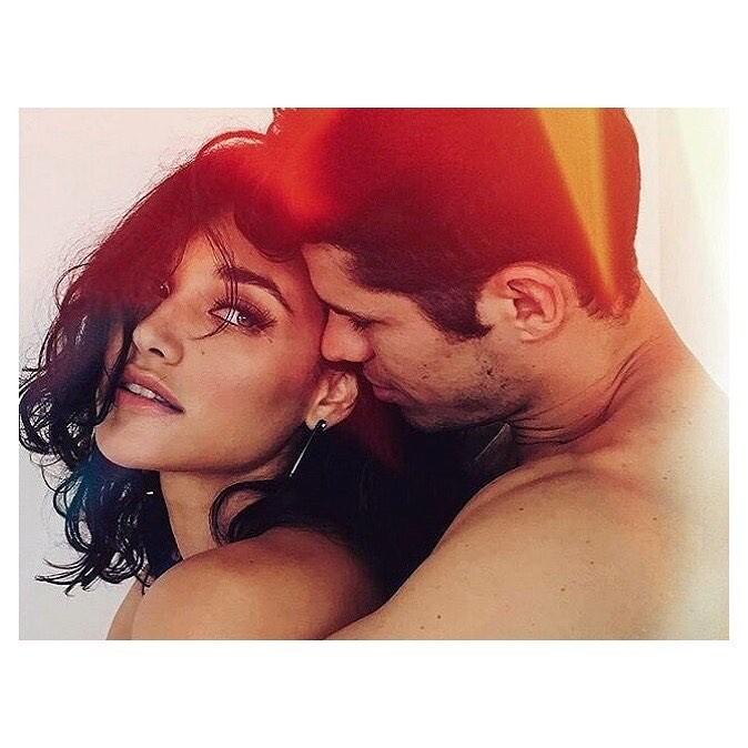 Debora Nascimento e José Loreto (Foto: Reprodução/Instagram)