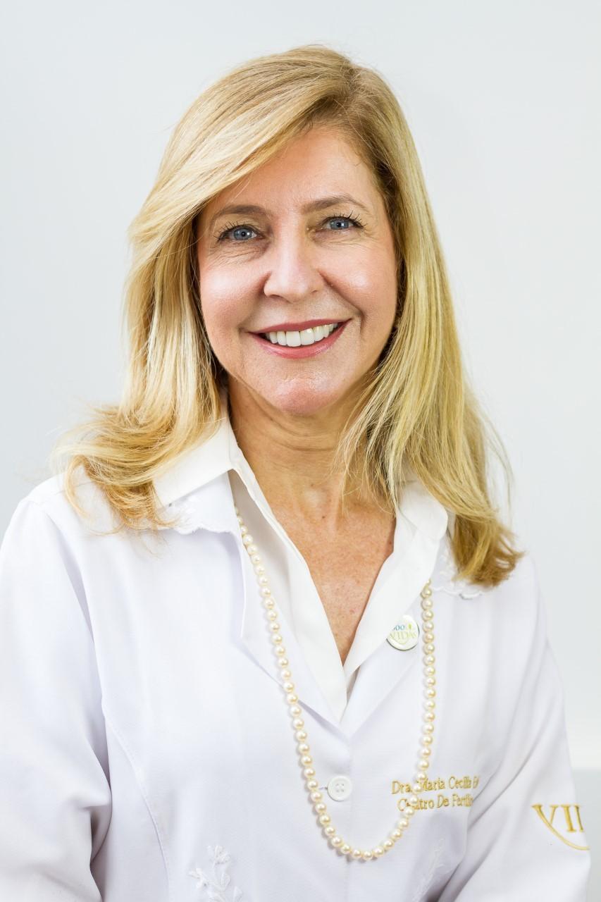A Dra. Maria Cecília Erthal (Foto: Divulgação)