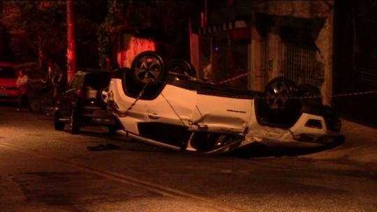 Perseguição policial termina em morte no ABC