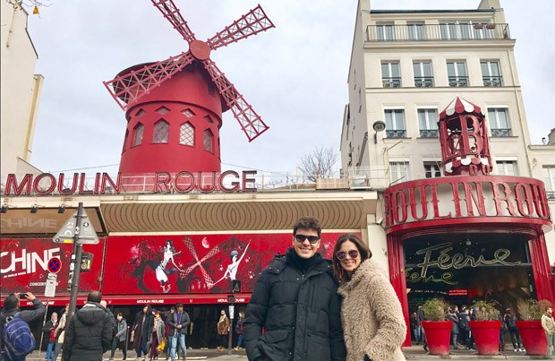 Rodrigo Faro e Vera Viel (Foto: reprodução / Instagram)