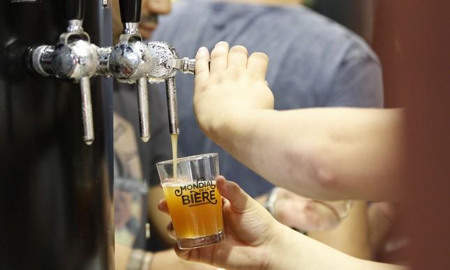 O Mondial de la bière vai até domingo, dia 15