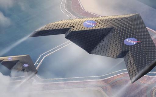 NASA e MIT se unem para criar nova asa de avião que muda de forma no ar