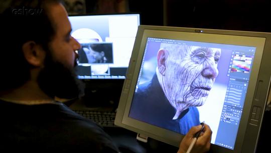 Veja como foi feita a cena do beijo entre Brice e Dom Bartolomeu em 'Deus Salve o Rei': 'Maquiagem digital'