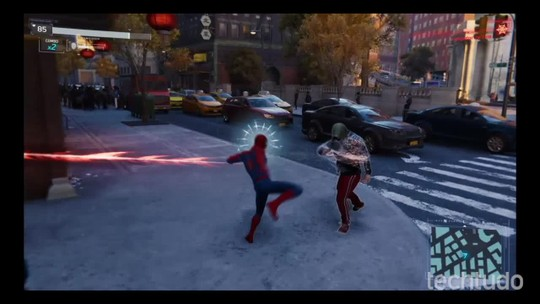 Marvel's Spider-Man ganha trajes gratuitos do Quarteto Fantástico