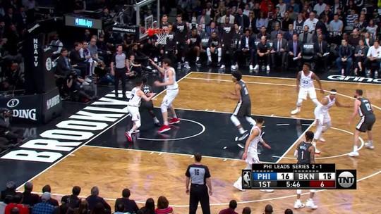 Assistência da noite pela rodada da NBA: Caris LeVert