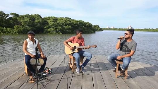 Banda Mambolada é destaque no 'Combinado'