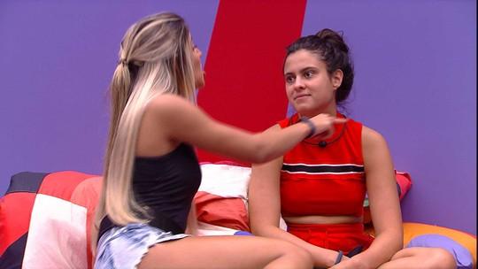 Hana lamenta por Carolina: 'Ficar até agora e não ganhar...'