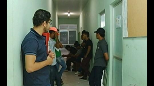 Jovens denunciam demora para entrega do certificado de dispensa militar, em Paragominas