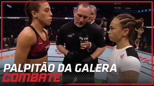 Palpitão da Galera: UFC Tampa