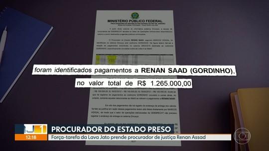 Lava Jato do RJ prende procurador do estado suspeito de receber propina em obra do metrô