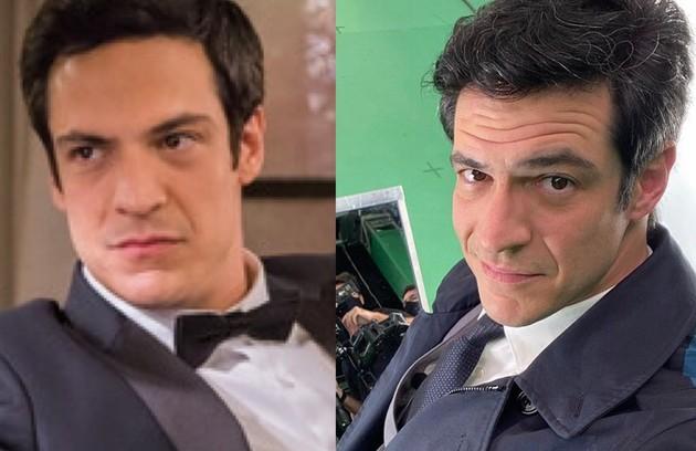 """Mateus Solano, intérprete do Eric, é um dos protagonistas da novela """"Quanto mais vida melhor'  (Foto: Reprodução)"""