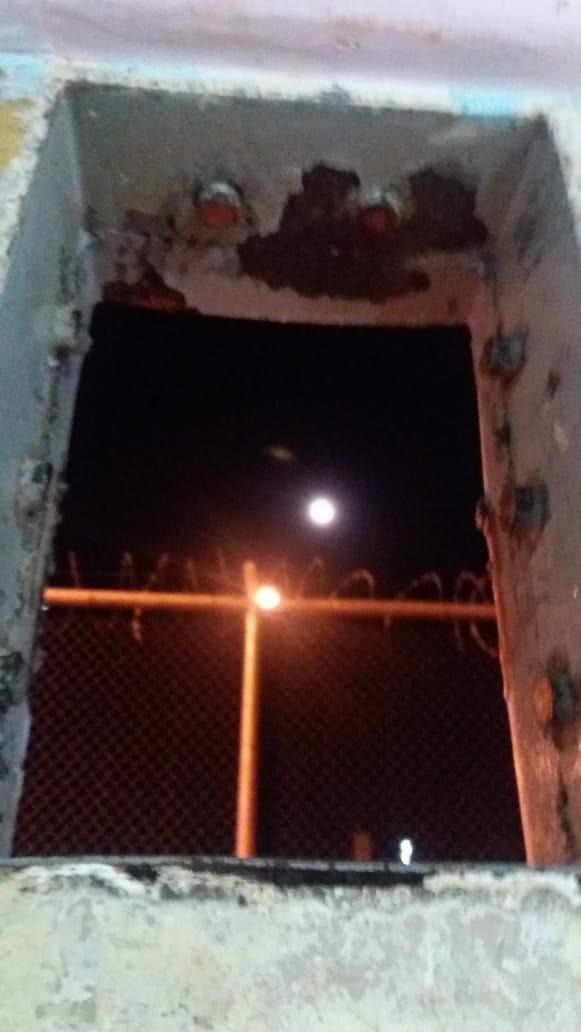 Quatro presos são pegos tentando fugir da Casa de Custódia de Piraquara, diz Depen - Notícias - Plantão Diário