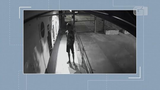 Vigilante é preso suspeito de matar homem no terminal do ferry, em Itaparica; vídeo mostra ação