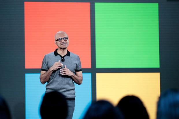 Satya Nadella, CEO da Microsoft (Foto: Getty Images)