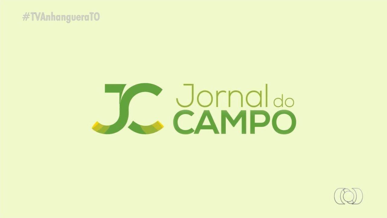 VÍDEOS: Jornal do Campo - TO deste domingo, 2 de agosto