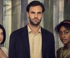 Eve Hewson, Tom Bateman e Simona Brown em 'Por trás de seus olhos' | Divulgação/Netflix