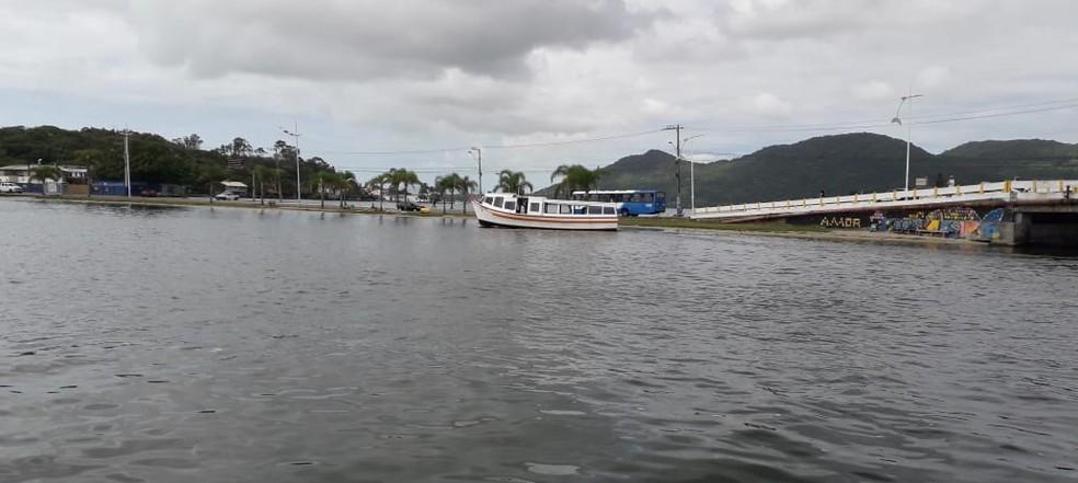 Quinta-feira terá instabilidade e chuva volumosa em Santa Catarina — Foto: Odemar Andrade/Divulgação/Arquivo