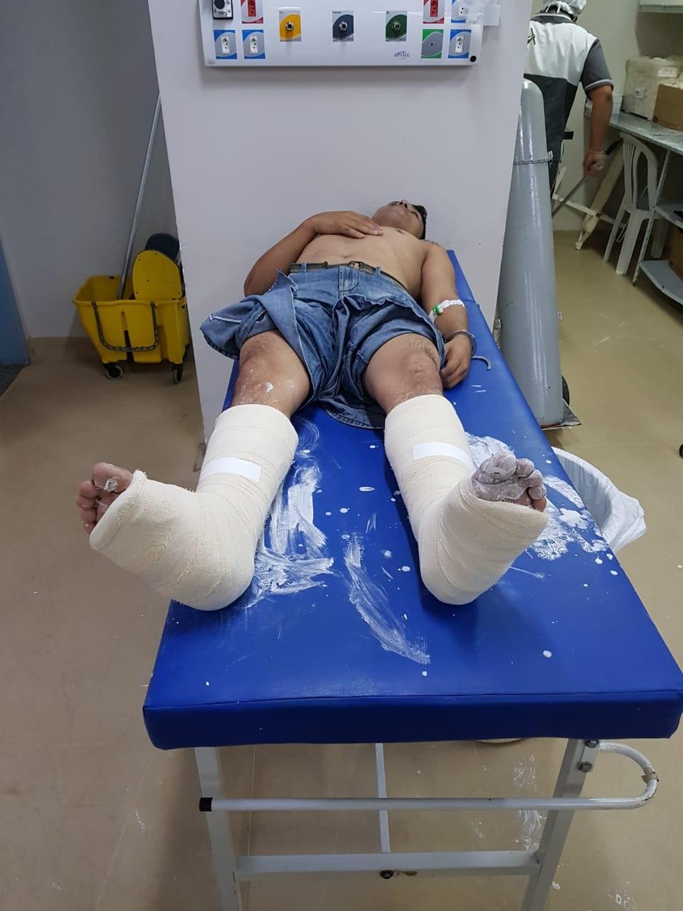 Estudante de direito furta alunos em universidade e é preso após pular janela e quebrar tornozelos