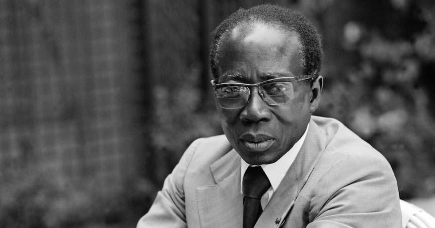 Léopold Sédar Senghor, filósofo e presidente do Senegal (Foto: Divulgação)