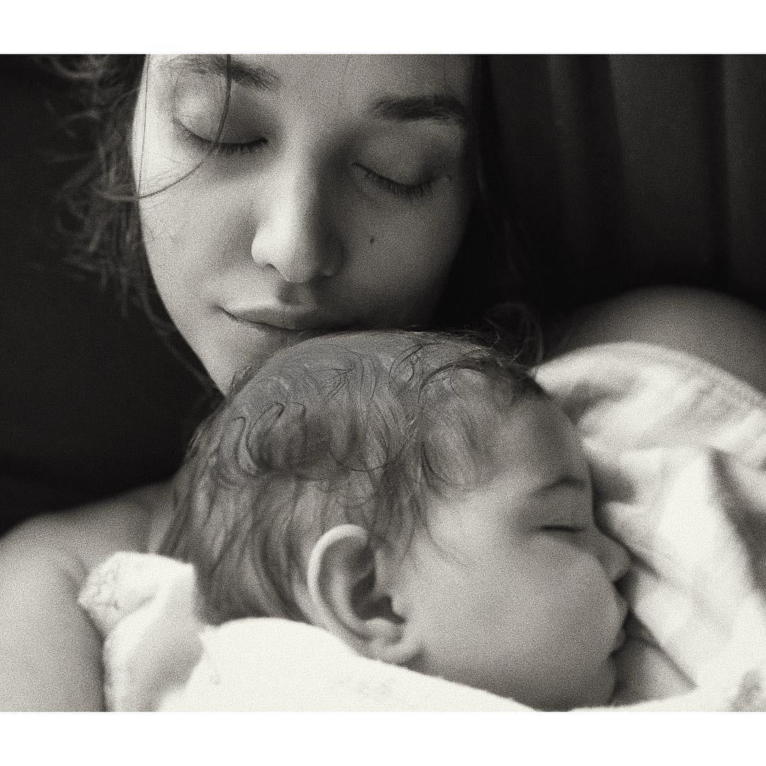 Débora Nascimento e sua filha Bella (Foto: Reprodução / Instagram)