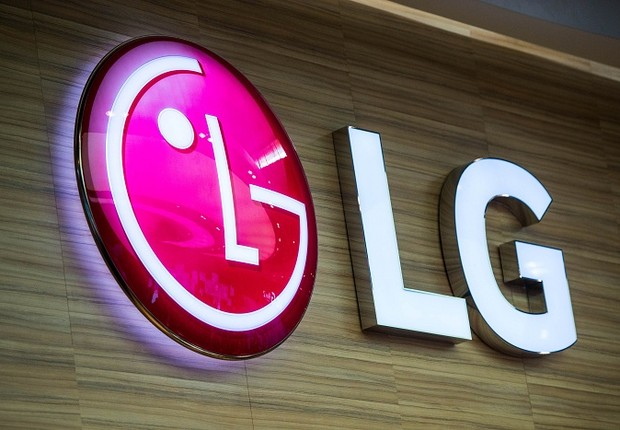 Logo da LG (Foto: David Ramos/Getty Images)
