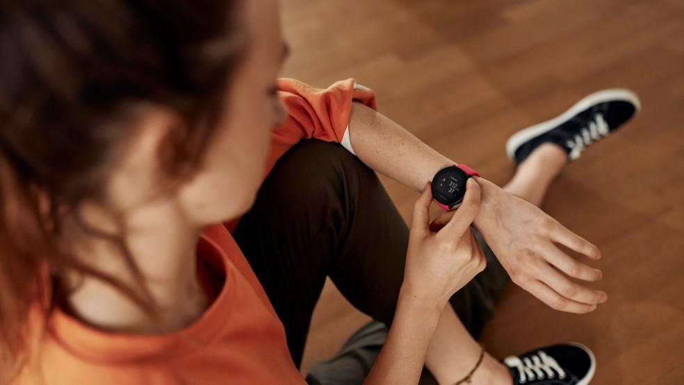 Smartwatch fitness Polar Unite chega ao Brasil por R$ 1.299 — Foto: Divulgação/Polar
