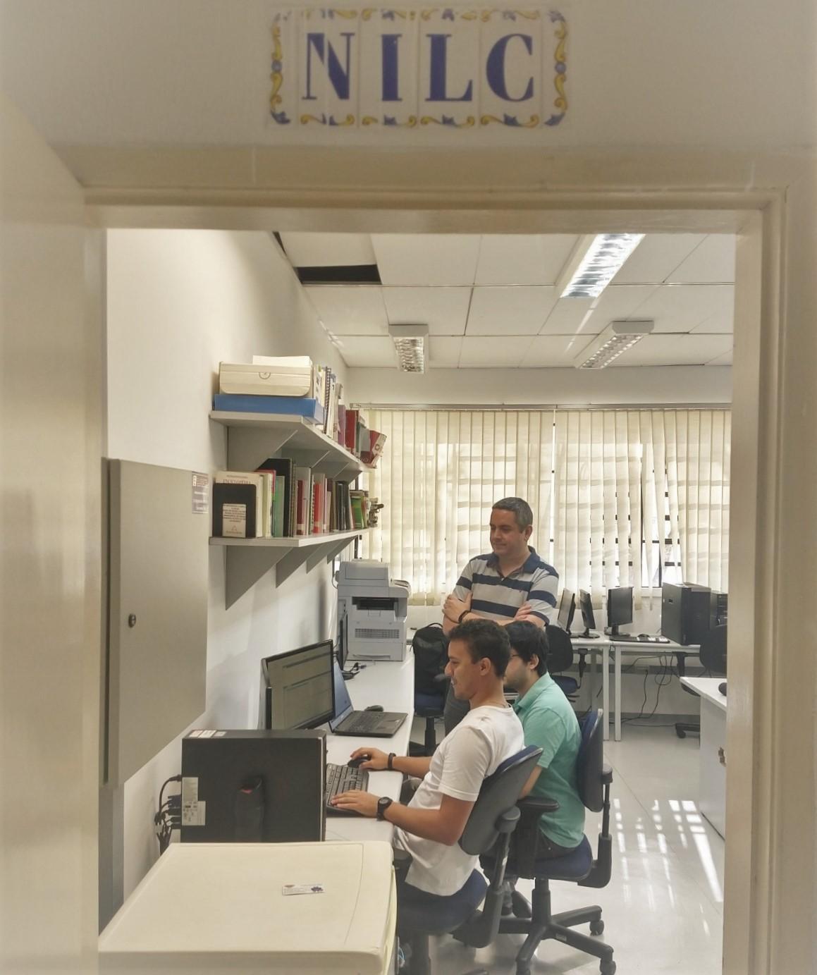 Núcleo Interinstitucional de Linguística Computacional (Foto: Denise Casatti – Assessoria de Comunicação do ICMC/USP)