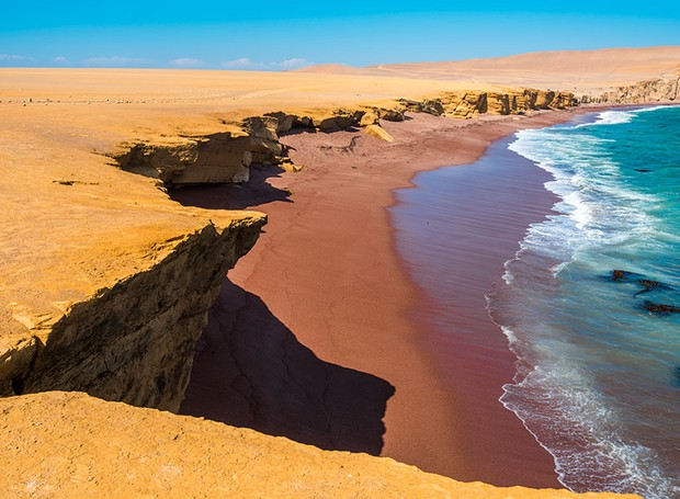 Playa Roja, Peru (Foto: Kienyke/ Reprodução)