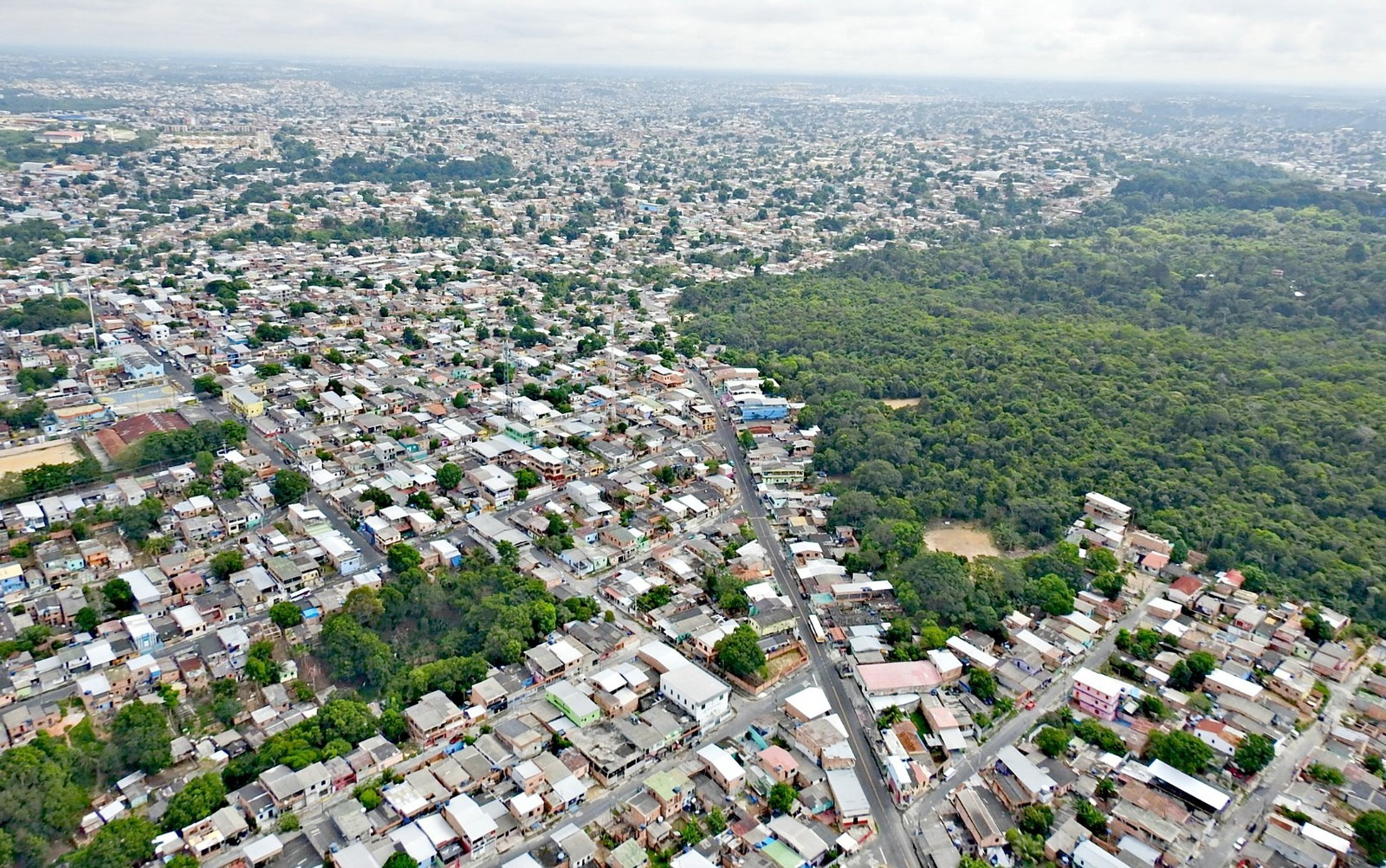 Simpósio vai discutir elaboração de Carta da Região Metropolitana de Manaus  - Notícias - Plantão Diário