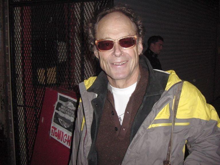 Alexander Cockburn, jornalista e escritor  (Foto: Robert B. Livingston)