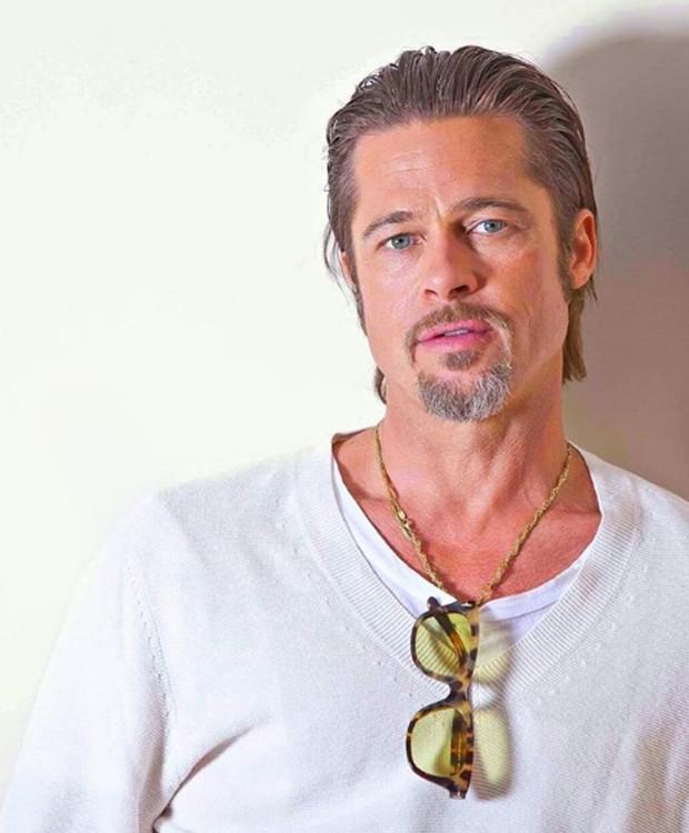 Brad Pitt (Foto: Instagram/Reprodução)